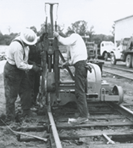 1964 Railroad Construction, Railroad Contractor